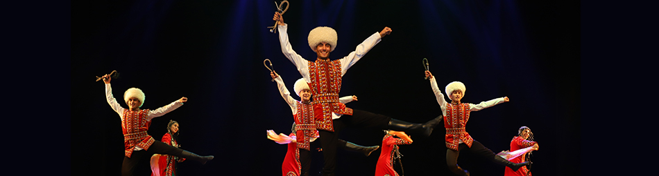 Performance in International Folk Dance and Music Festival